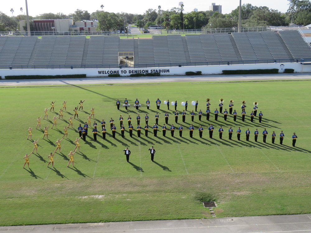 """2017 """"Pride of Winter Haven"""" Marching Band"""