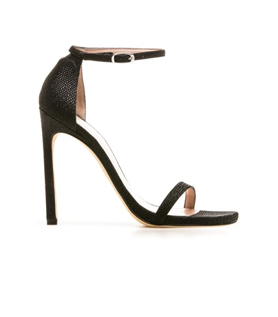 """The Nudist Sandal"" By Stuart Weitzman"