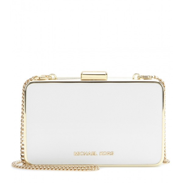 """Elsie Box Clutch"" By Michael Kors"