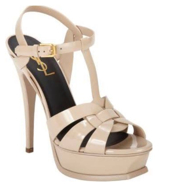 Classic Tribute Sandal By Yves Saint Laurent