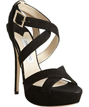 """The Vamp Pump"" By Jimmy Choo"