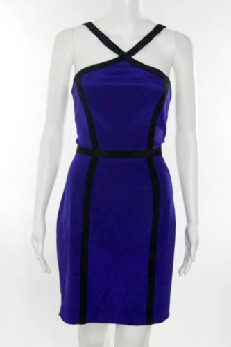 Jay Godfrey Dress In Cobalt Blue