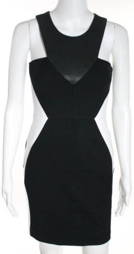 Color Block Bodycon Dress from Mason by Michelle Mason