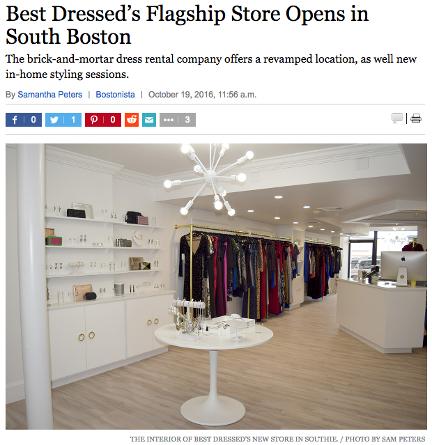 Boston Mag - Best Dressed's Flagship Opens in Southie