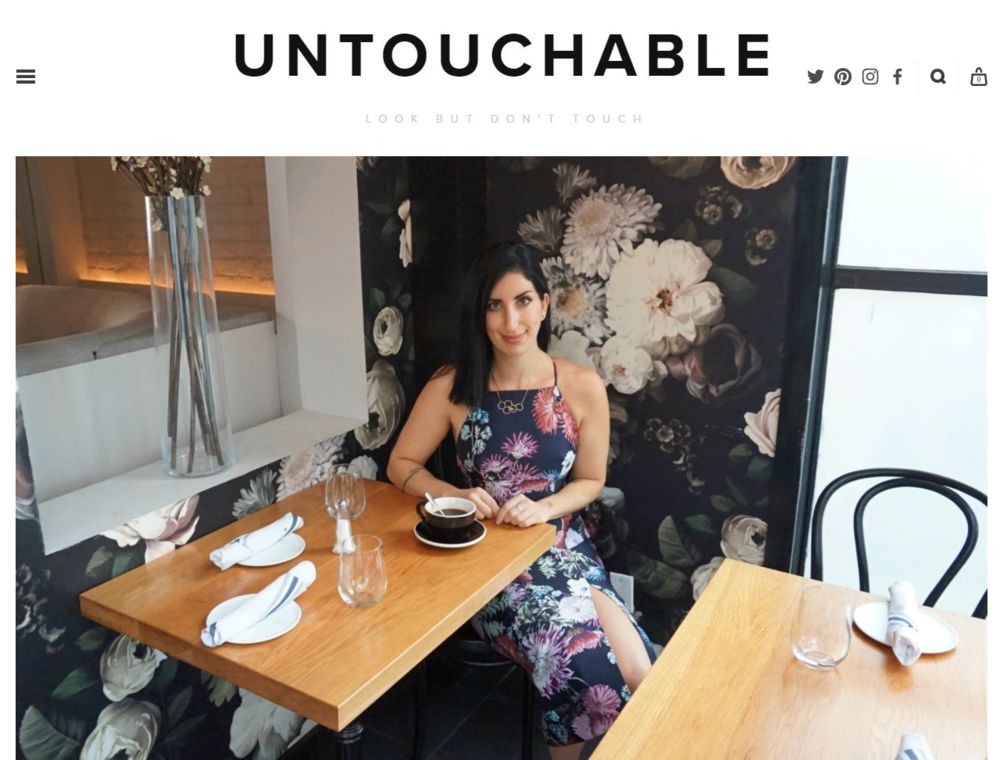 Untouchable Blog - Ladies Who Lunch
