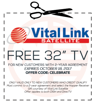 Vital Link Satellite