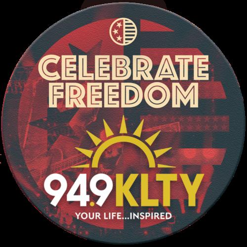 CF2019 BADGE KLTYONLY - Celebrate Freedom 2018