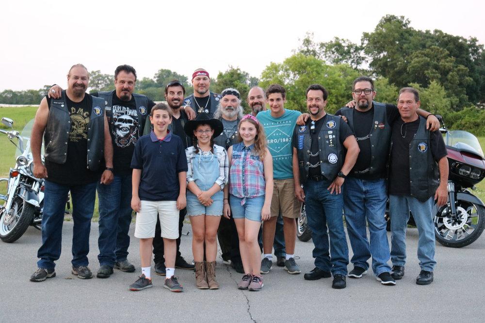 THANK YOU, GAMA! - 2018 Fanari Camp GAMA Scholarship Winners