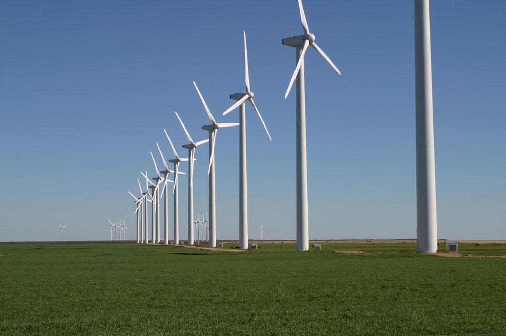 Image/ Green Mountain Wind Farm
