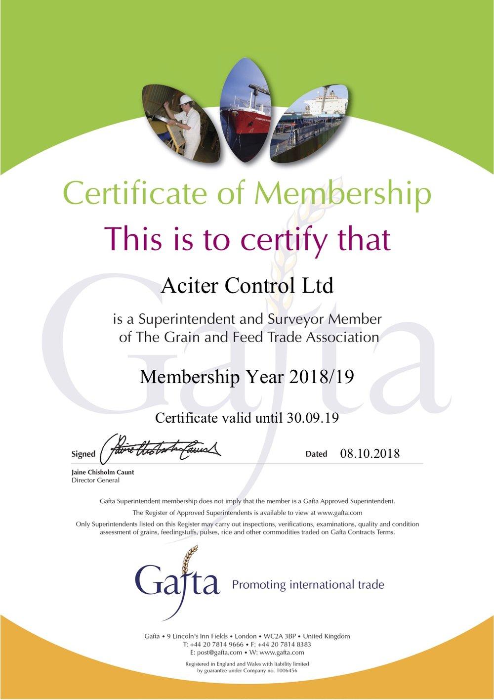Gafta Superintendent Membership Certificate 2018-19.jpg