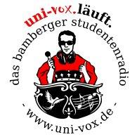 uni vox Bamberger Studentenradio