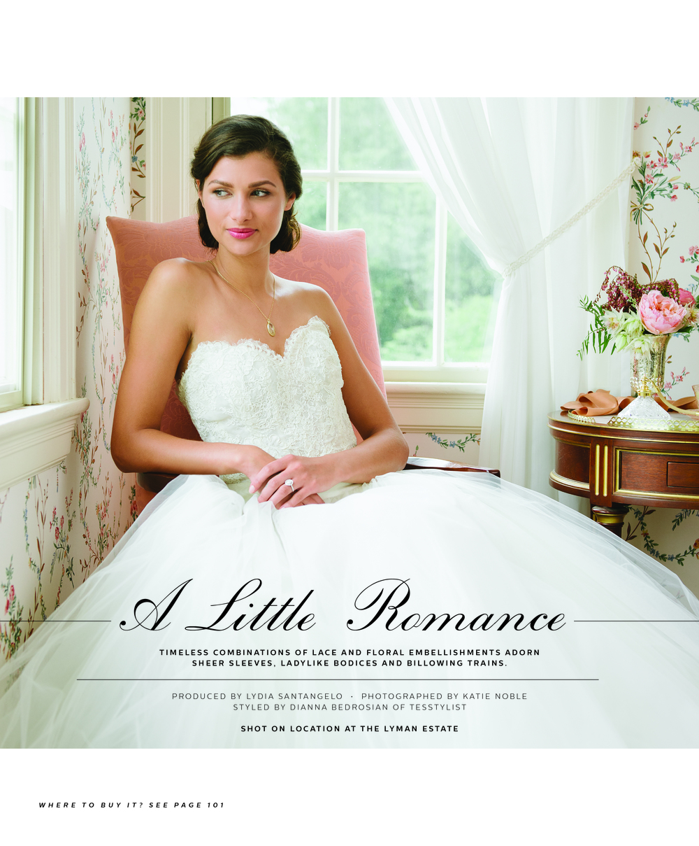 Improper Bostonian Wedding Issue