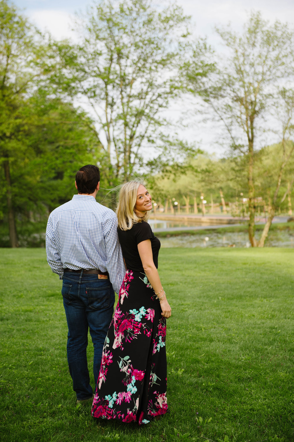 EMILY + NICK, FOREST PARK, SPRINGFIELD
