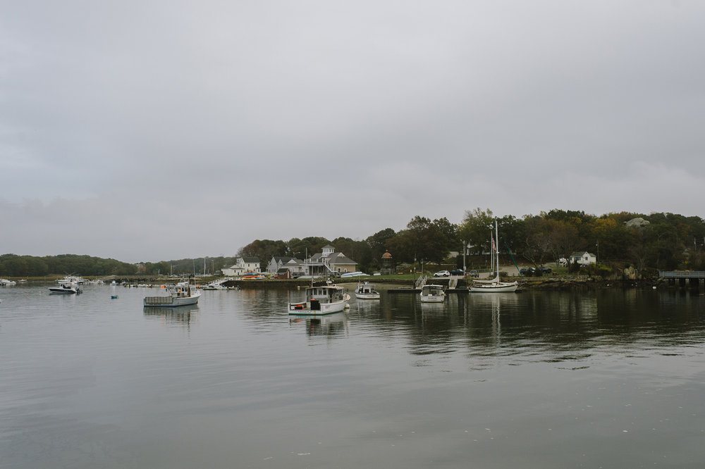 View from The Atlantica, Cohasset