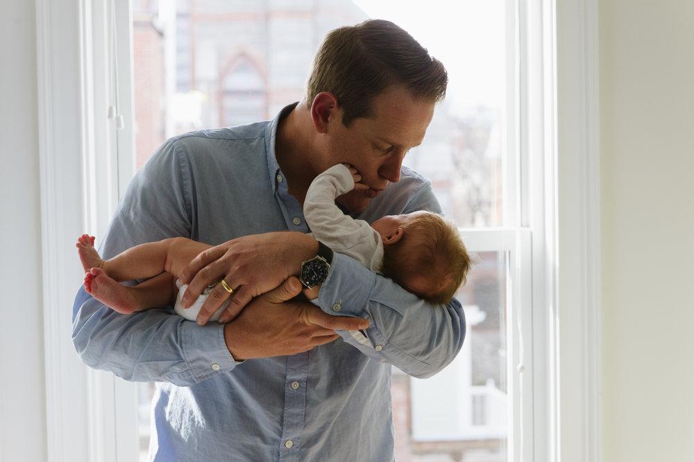 ANNIE, MATT + BABY LUCY