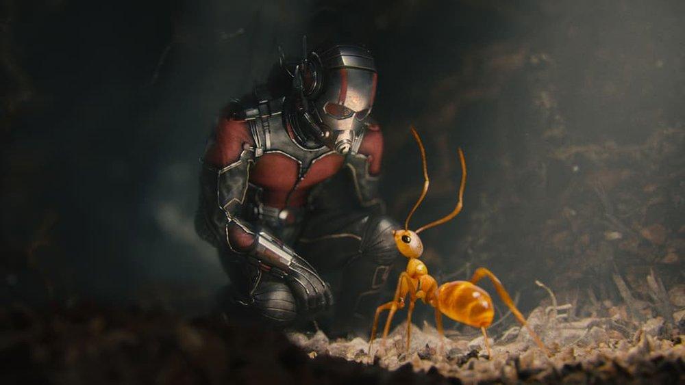 Trailer #1: Ant-Man
