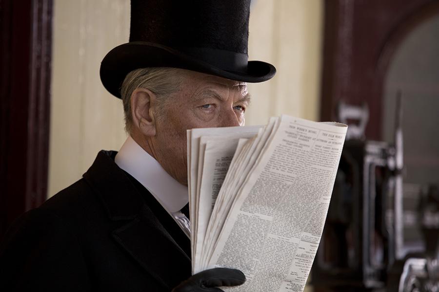Trailer #2: Mr. Holmes