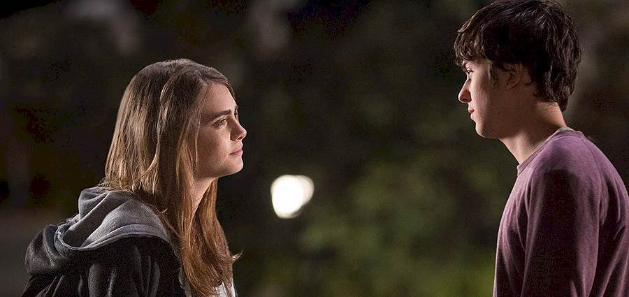 Trailer #4: Paper Towns