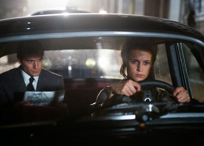 Trailer #1: The Man From U.N.C.L.E.