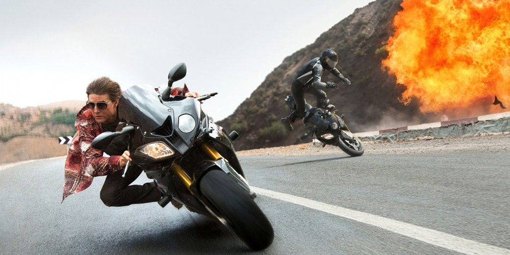 Trailer #1: Mission Impossible: Rogue Nation