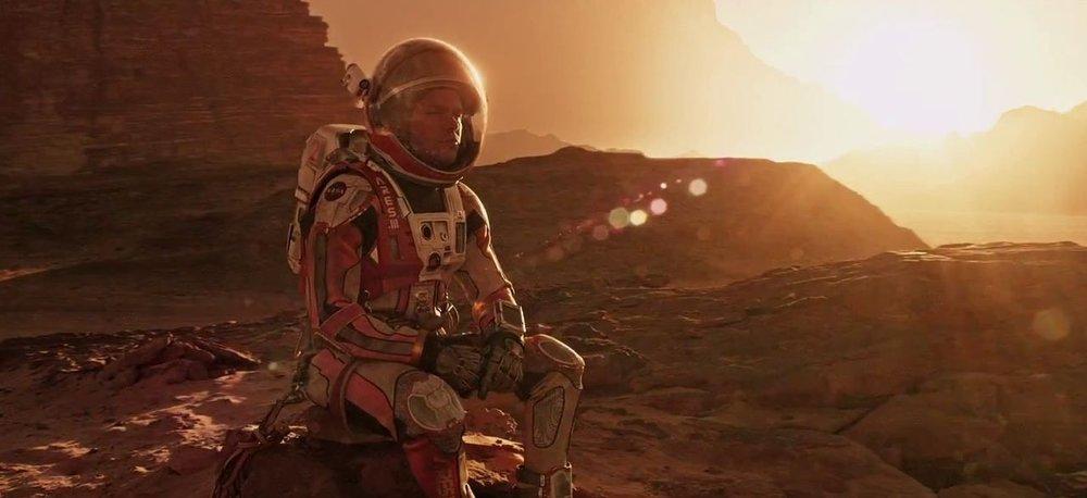 Trailer #1: The Martian