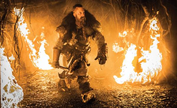 Trailer #1: The Last Witch Hunter
