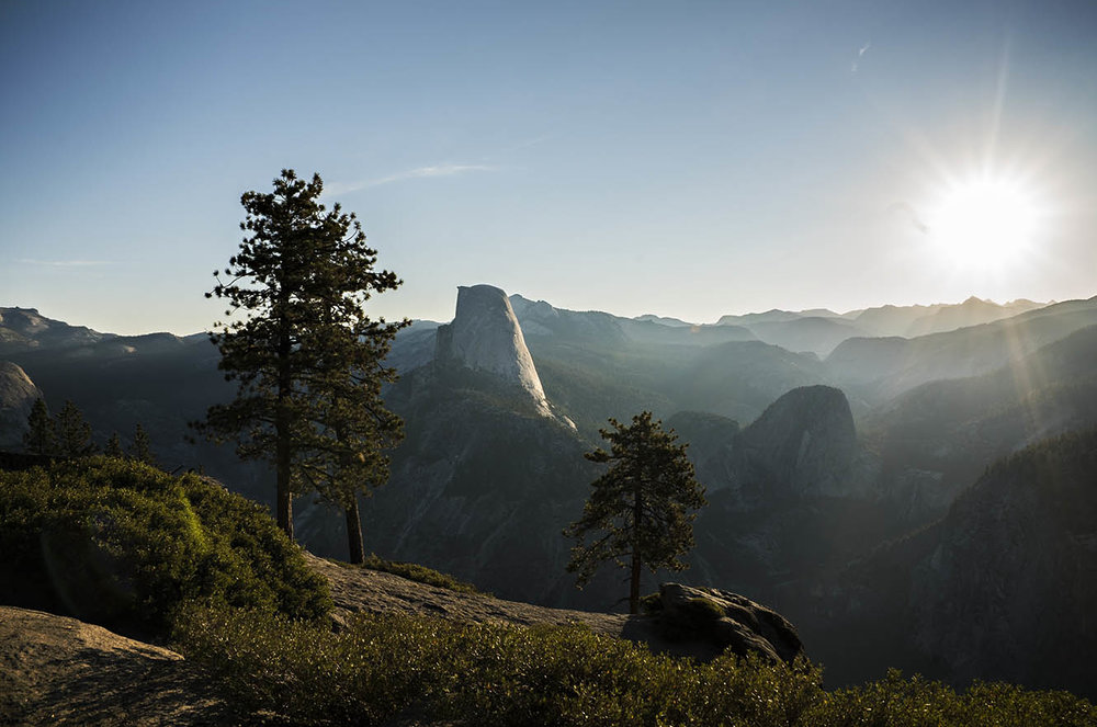 Yosemite in the Morning
