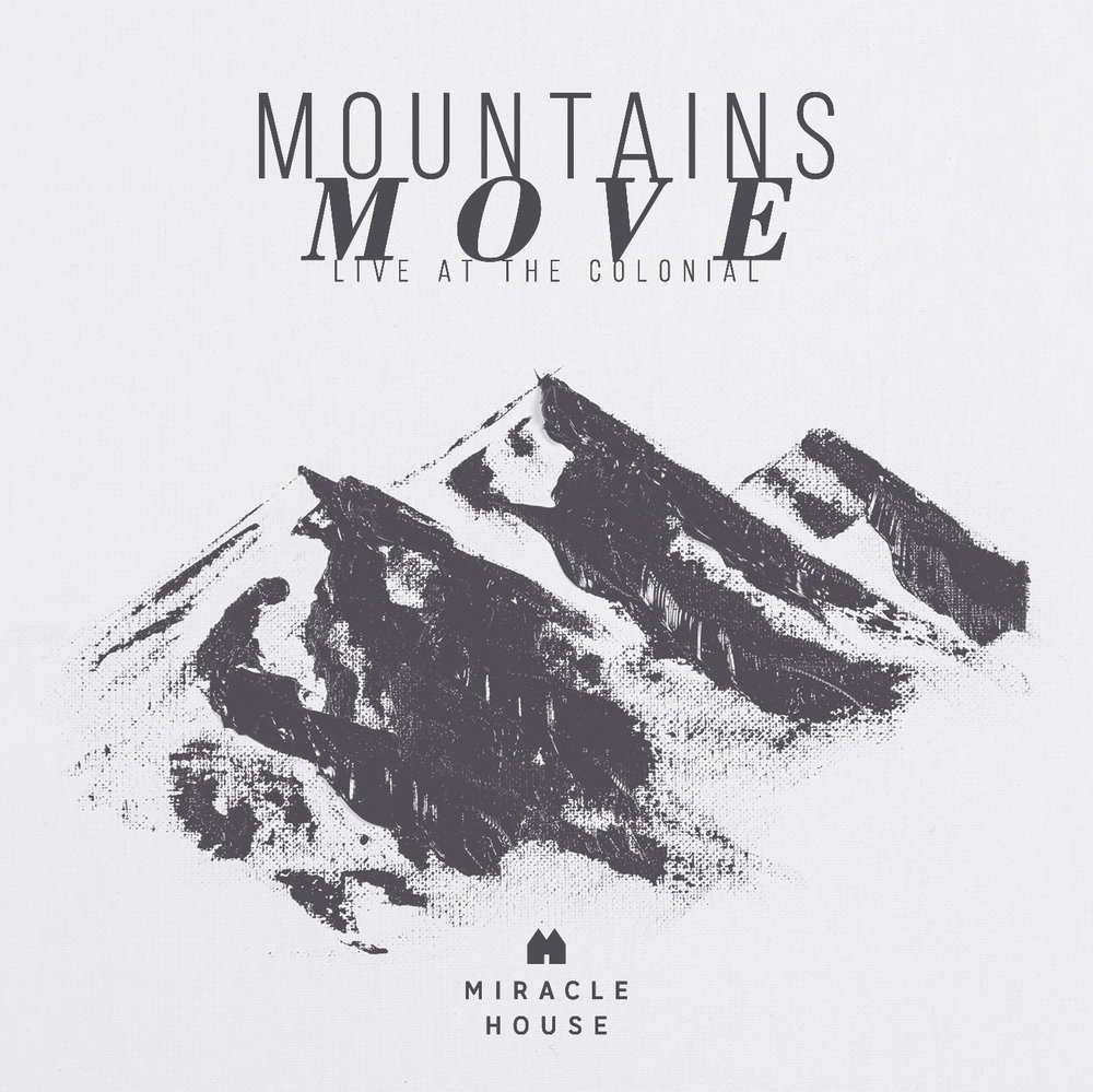 Mountains Move Album Art
