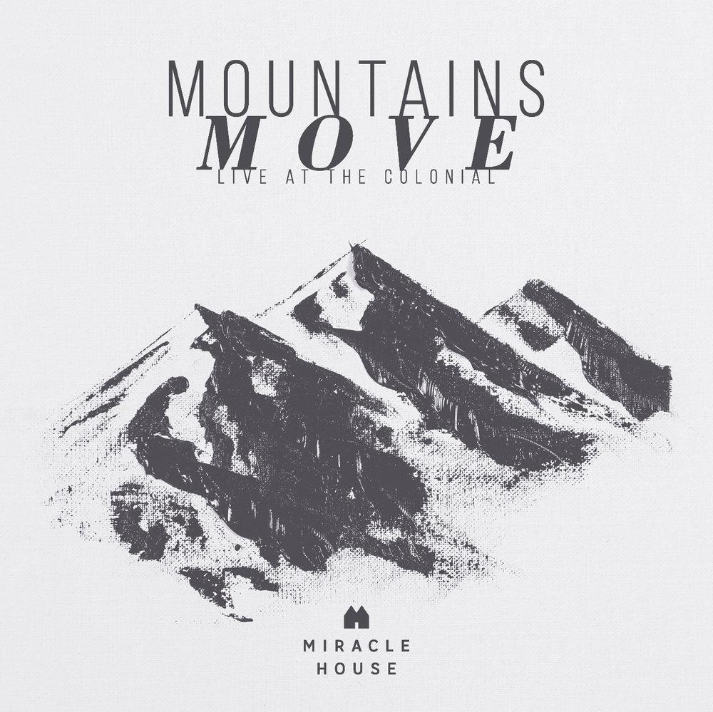 Mountains Move Album Art