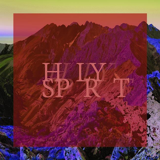 HLY SPRT Album Art