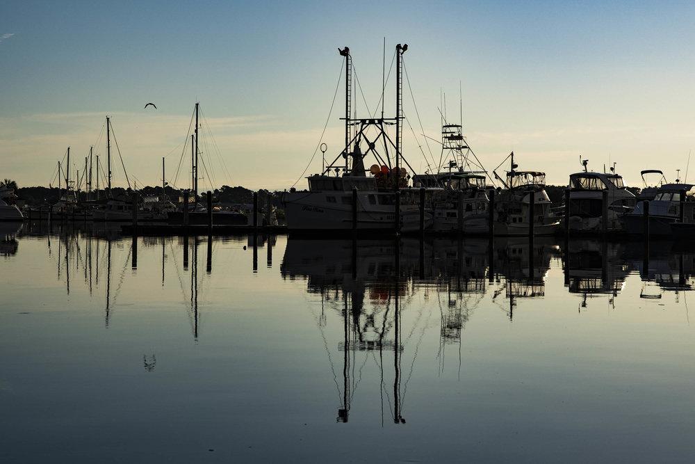 Beaufort Inlet, NC