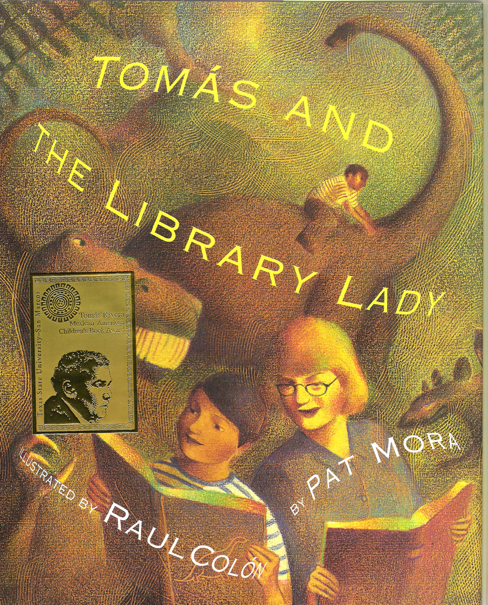 Tomas and the Library Lady in OutlooK-12 Magazine