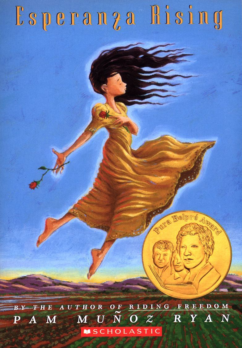 Esperanza Rising by Pam Munoz Ryan in OutlooK-12 Magazine