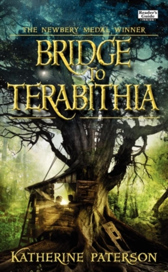 Bridge to Terabithia by Katherine Paterson in OutlooK-12 Magazine