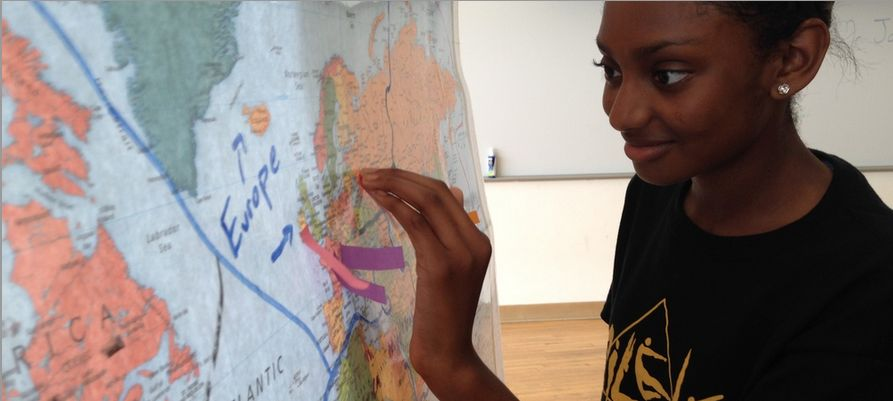 BALTIMORE CITY PUBLIC SCHOOLS ADOPT INNOVATIVE WORLD GEOGRAPHY PROGRAM in OutlooK-12 Magazine