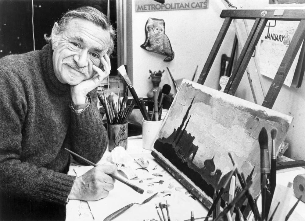 The Artist, Circa 1980