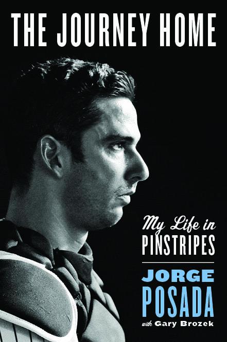 Jorge Posada's Book