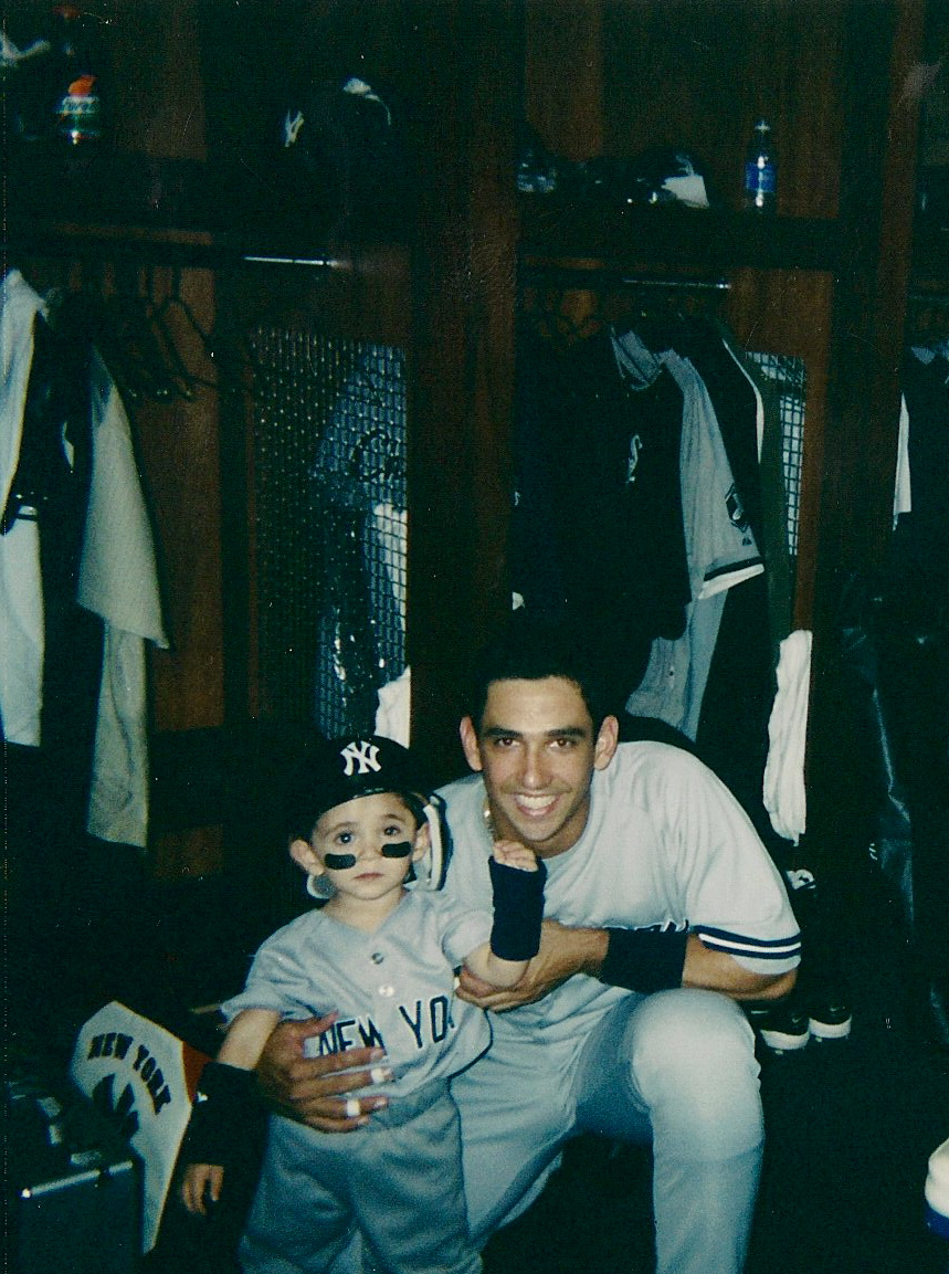 "Jorge Posada tells OutlooK-12 ""My parents made my successes possible"""