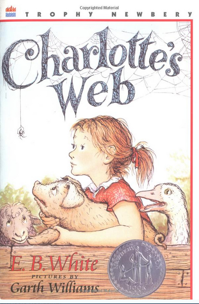 Charlotte's Web. OutlooK-12 Magazine