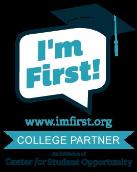 I'm fisrt college partner