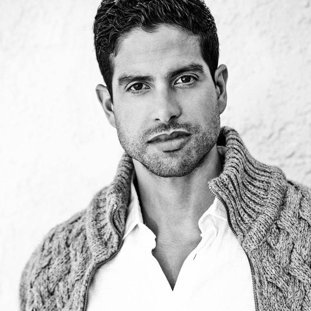 CSI: MIAMI'S ADAM RODRIGUEZ SPEAKS OUT ON THE IMPORTANCE OF EDUCATION in OutlooK-12 magazine