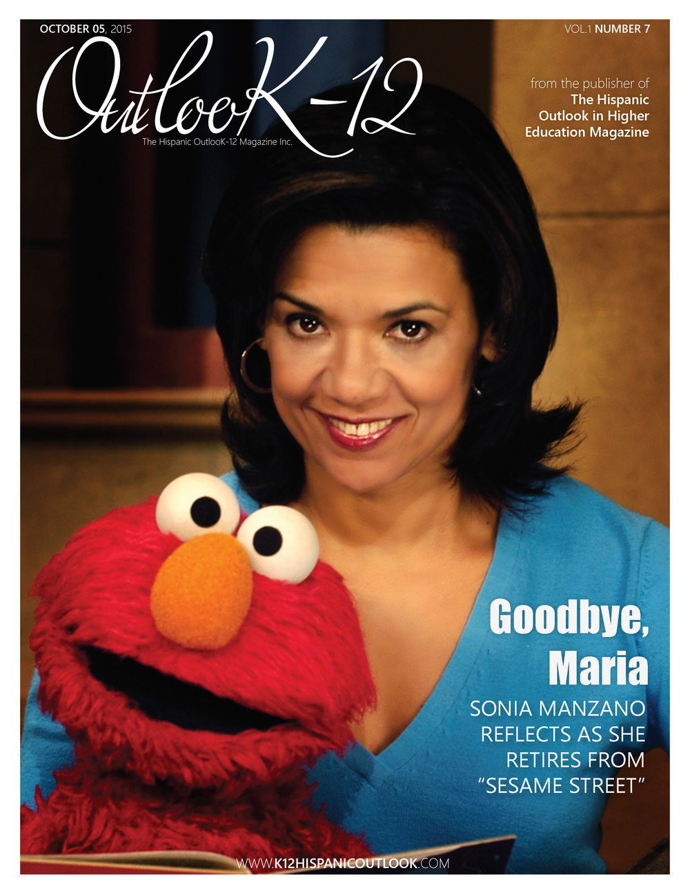 The Hispanic Outloo-12 Magazine 10/05/2015