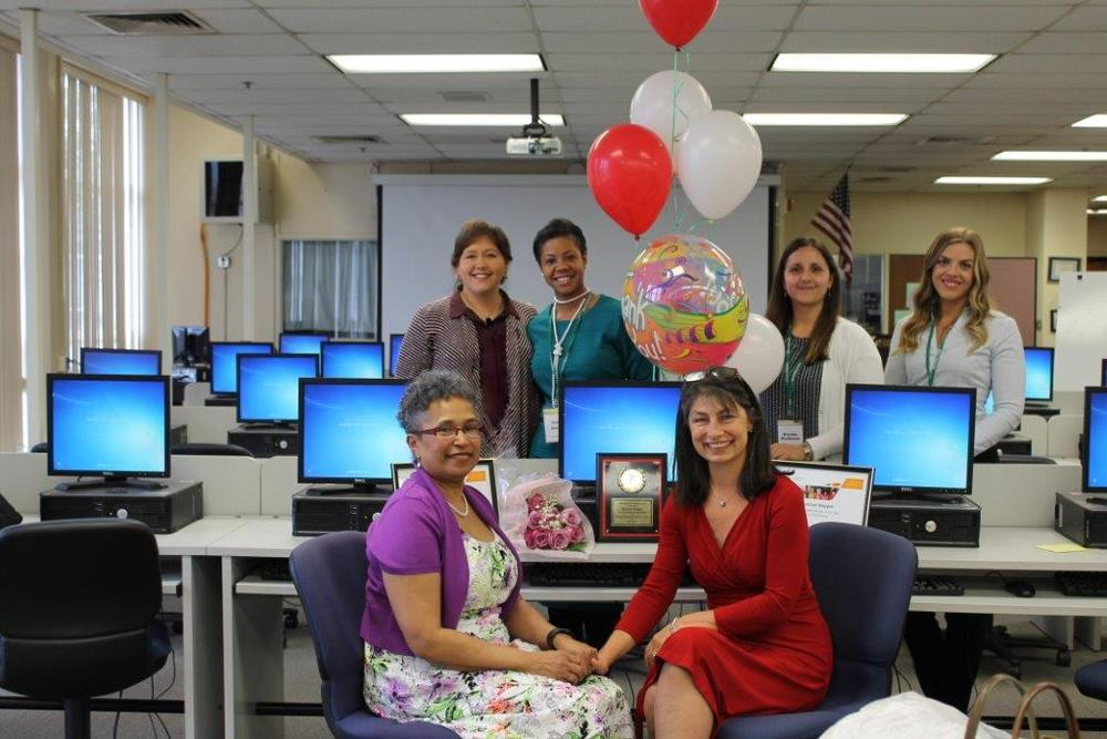 Deatrice Napper  Named Kelly Educational Staffing® National  Substitute Teacher of the Year
