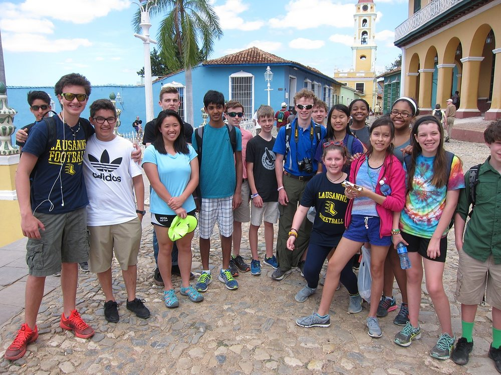 "North Carolina Middle Schoolers Scuba Dive in Cuba's ""The Bay of Pigs"""