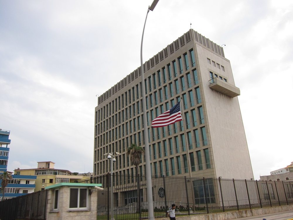 Newly reopened American Embassy, Havana, Courtesy of Brad Butler.jpg