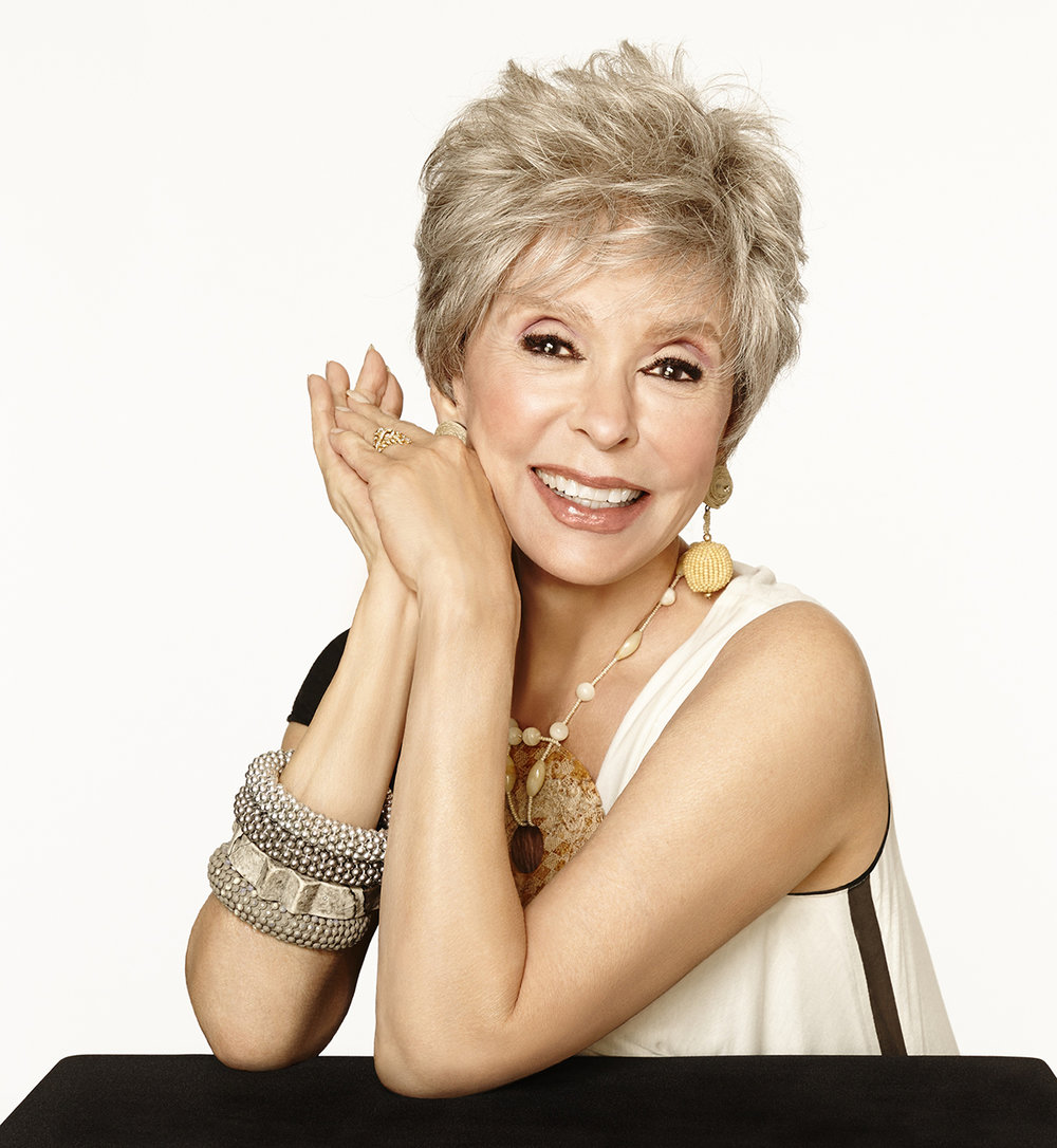 "Western Illinois University paid tribute to Rita Moreno earlier this year when she appeared there for ""A Night with Rita Moreno."""