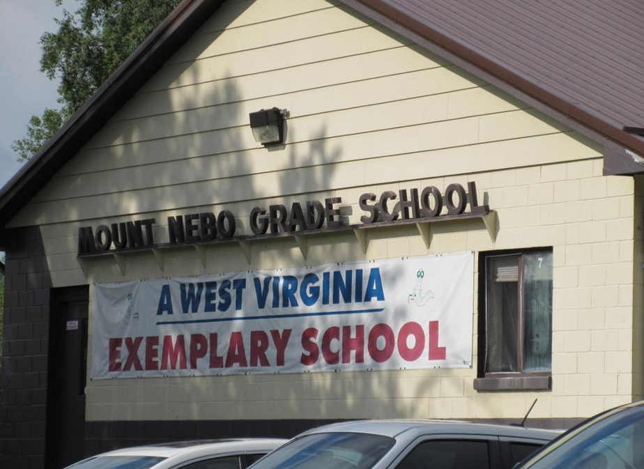 Mount Nebo is part of the Nicholas County School District. Photo Courtesy ofhttp://www.edline.net/pages/Mt__Nebo_Elementary_School