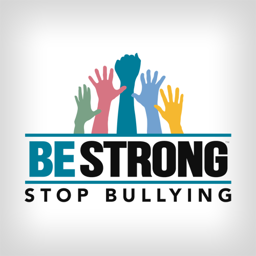 Be Strong Stop Bullying logo.png