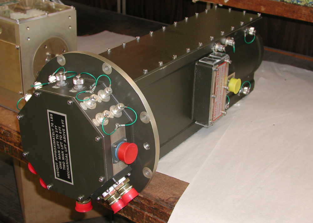 Wendon Slip Ring / Encoder / Rotary Joint Assembly used in radar installations worldwide by the US Air Force and Lockheed Martin.