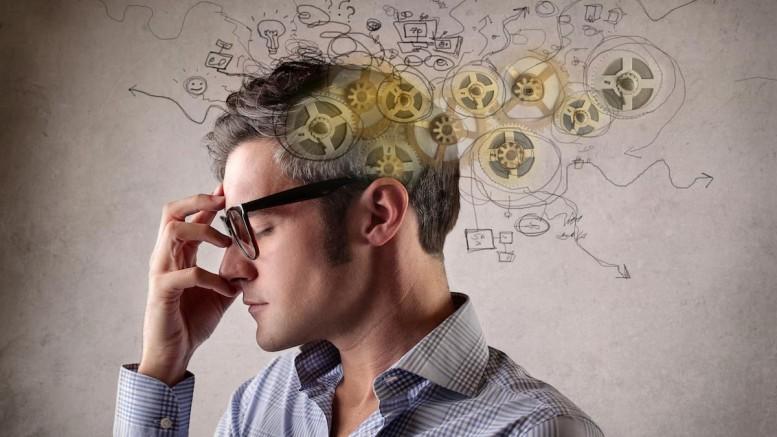 Man-Brain-